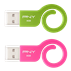 PNY-USB-Flash-Drive-Monkey-Tail-Attache-8GB-2-Pink-Green-Pack-fr.png