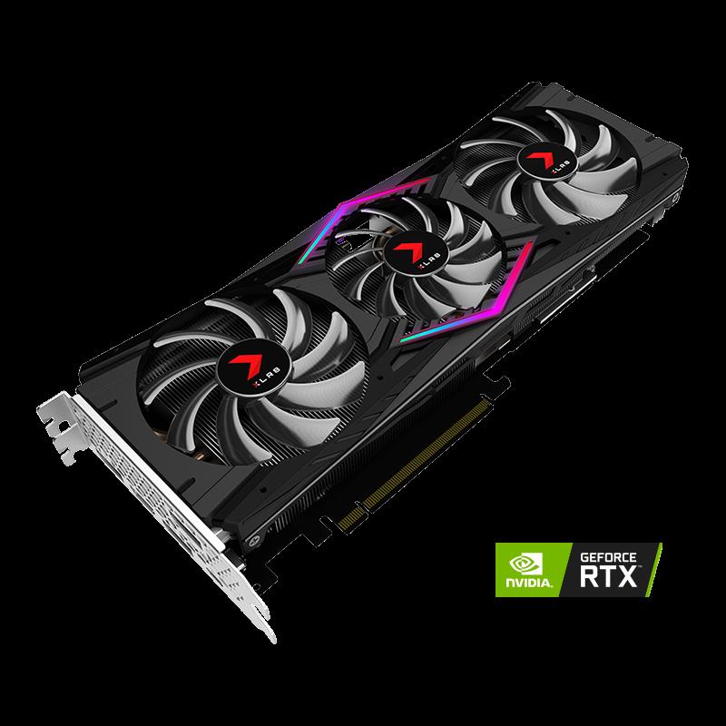 PNY GeForce RTX™ 2080 8GB XLR8 Gaming Overclocked Edition