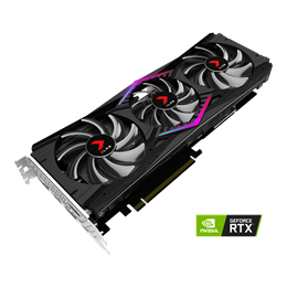 PNY GeForce RTX™ 2080 8GB XLR8 Gaming Overclocked Edition