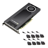 NVIDIA NVS 810 for Eight DVI Group