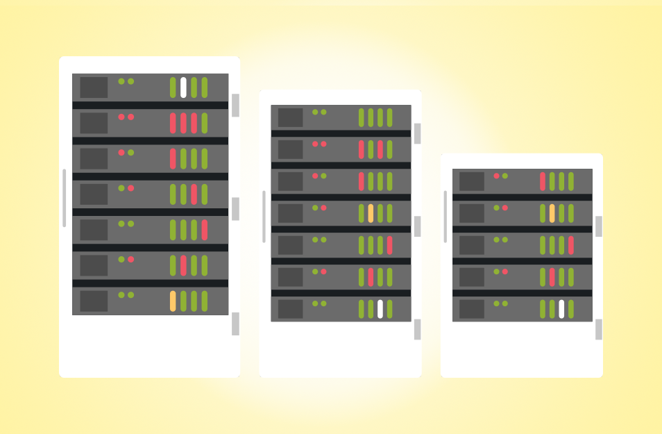 Scalability with OpenFlow enabled switches and NICs