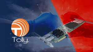 NVIDIA ConnectX-5 Beats Broadcom NetXtreme
