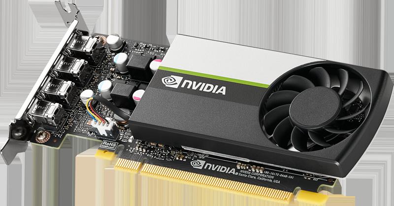 NVIDIA T1000