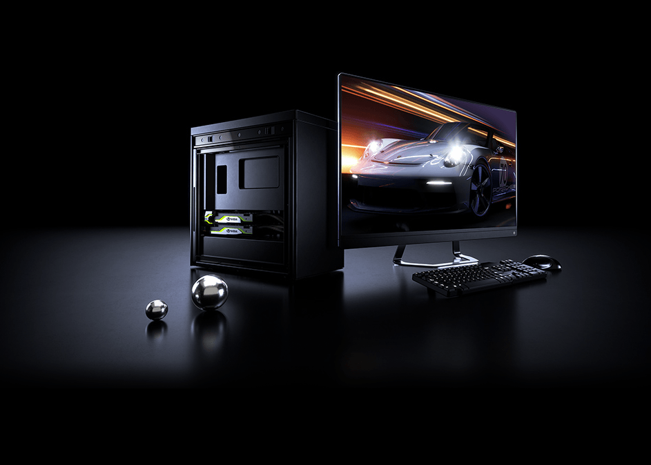 RTX Powered Workstations