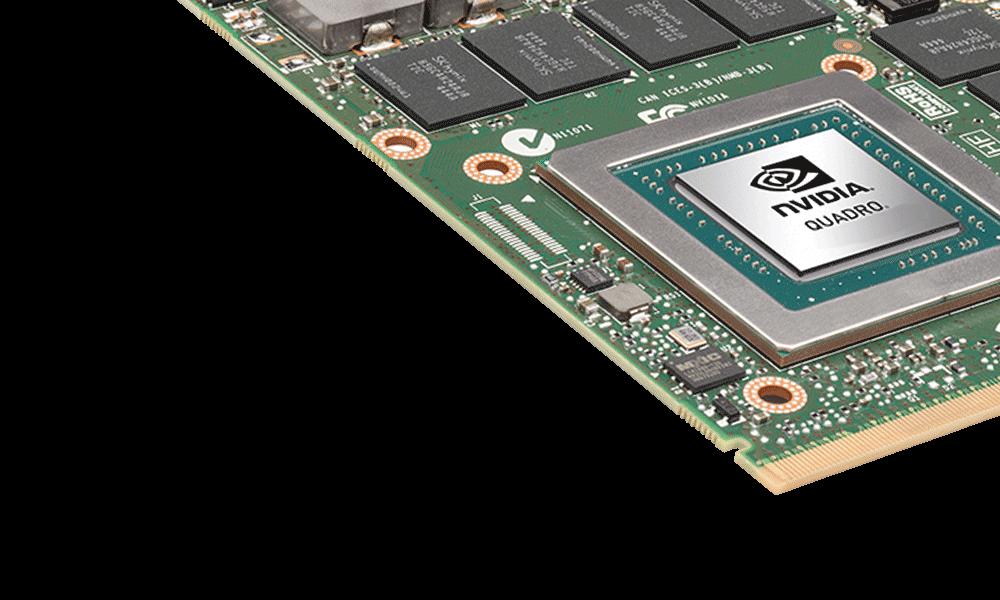 NVIDIA Embedded GPUs