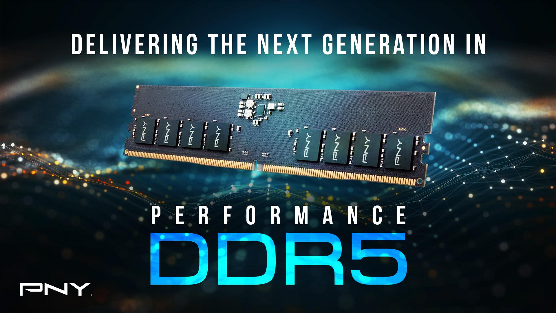 PNY XLR8 Gaming EPIC-X RGB DDR4 4,200MHz-4,600MHz Desktop Memory