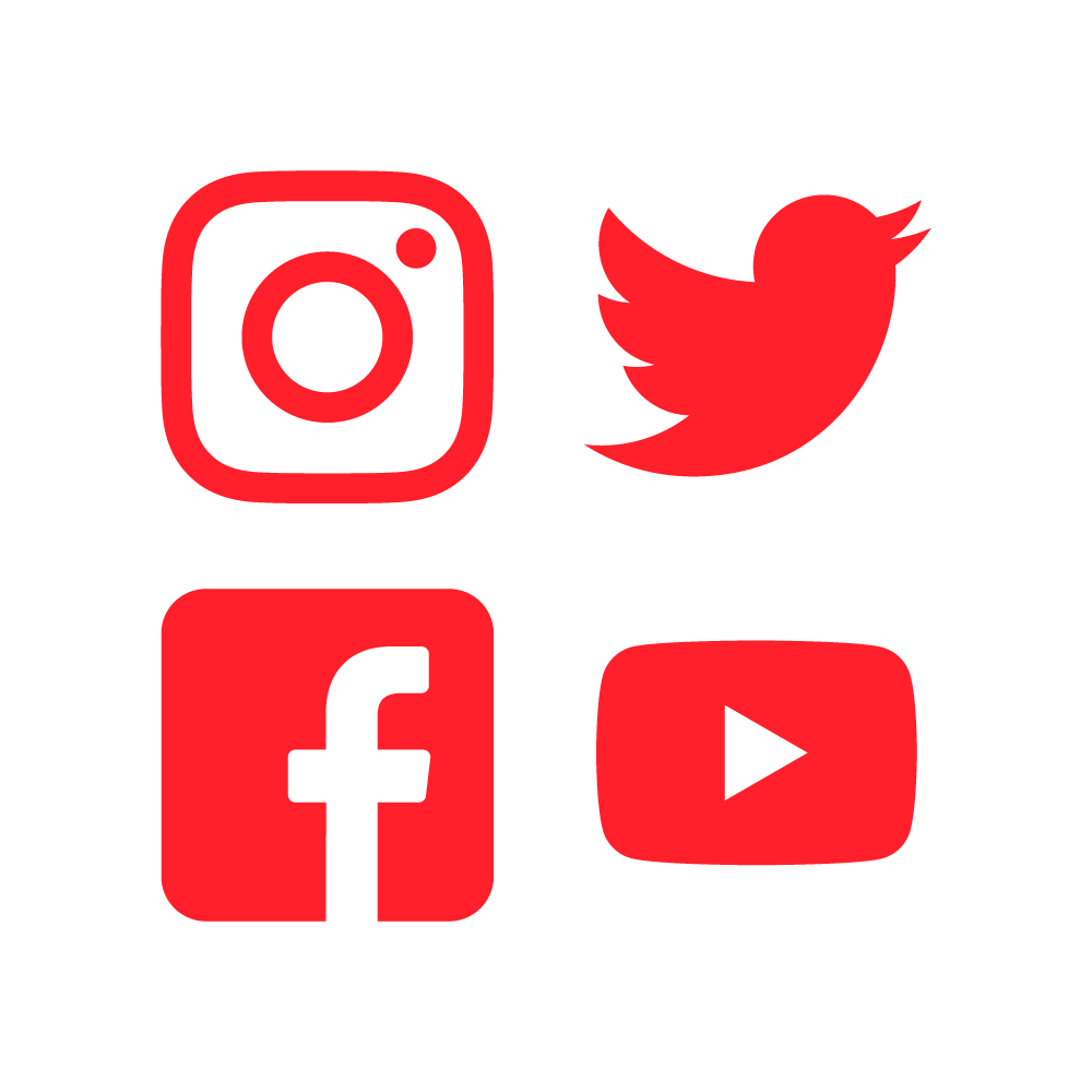 Share your social channels