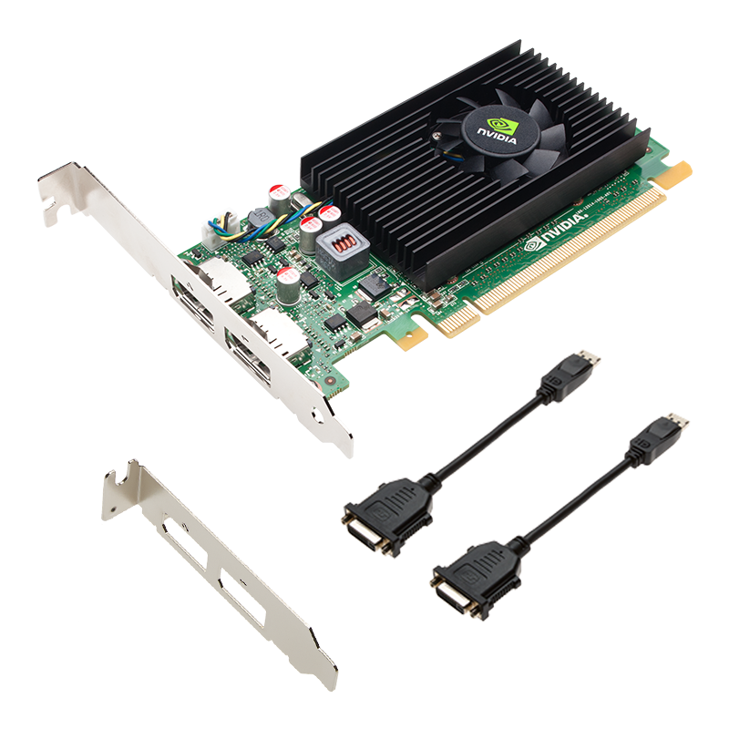 NVIDIA NVS 310 1GB x16 for Dual DVI Low Profile