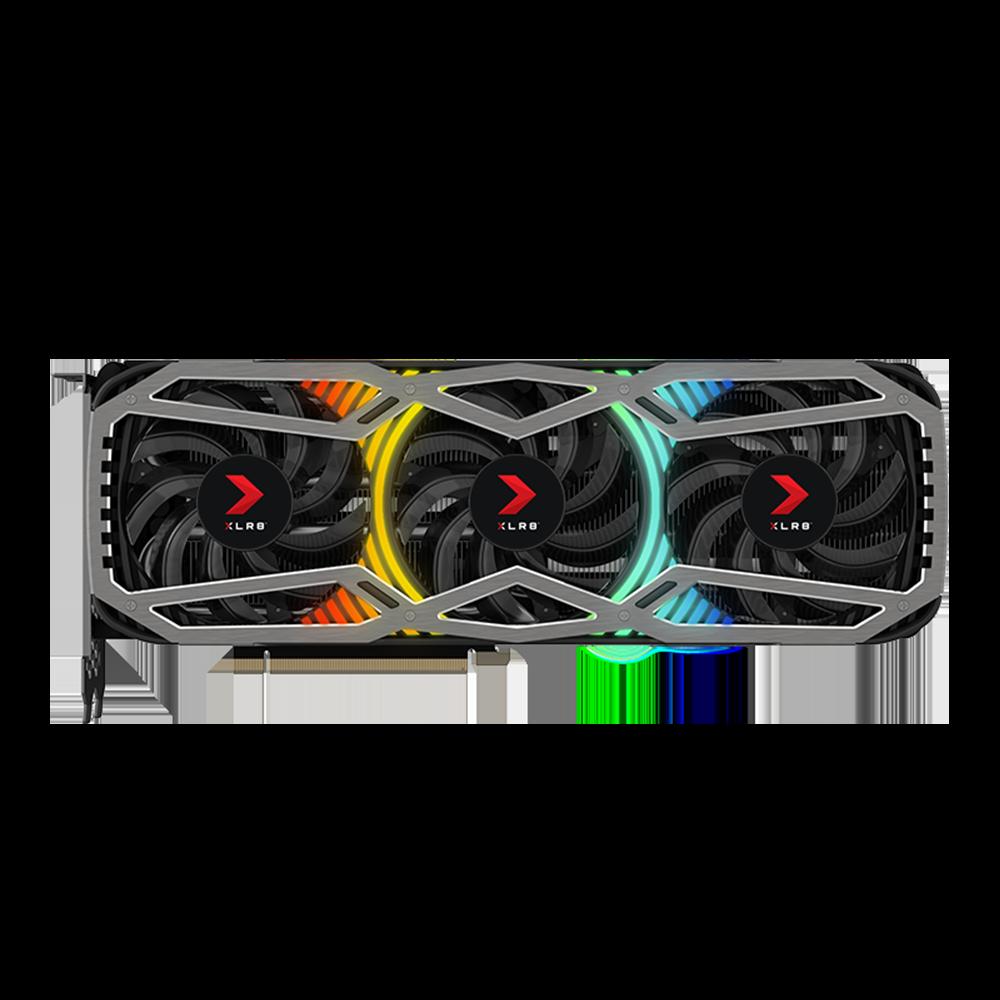 PNY GeForce RTX 3080 Ti 12GB XLR8 Gaming REVEL™ EPIC-X RGB™ Triple Fan